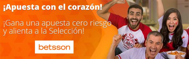 Promoción Betsson Selección Peruana