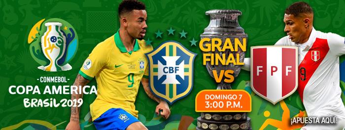 Inkabet Copa America