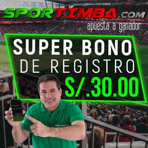 Apuestas Deportivas Perú - Sportimba