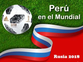Perú en el Mundial 2018